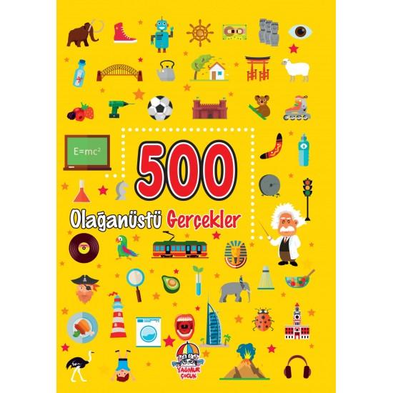 500 OLAĞAN ÜSTÜ GERÇEKLER