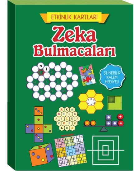 EĞİTİCİ KARTLAR- ZEKA BULMACALARI