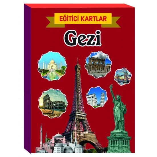 EĞİTİCİ KARTLAR- GEZİ