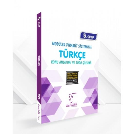 5.Sınıf Türkçe Konu Anlatımı ve Soru Çözümü