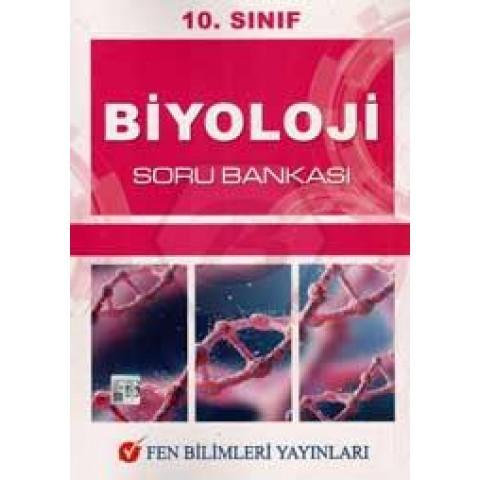 10.Sınıf Biyoloji Soru Bankası