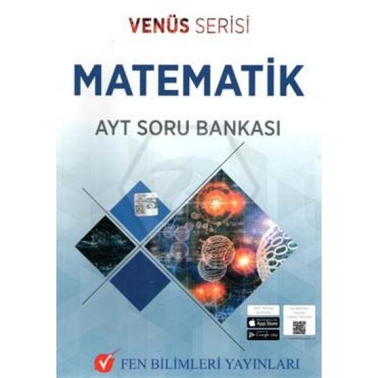 AYT Matematik Soru Bankası Venüs Serisi
